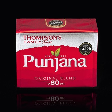 Thompson's Punjana