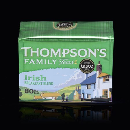 Thompson's Irish Breakfast Blend