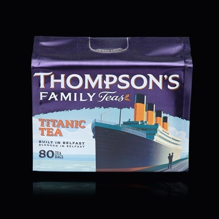 Thompson's Titanic Tea