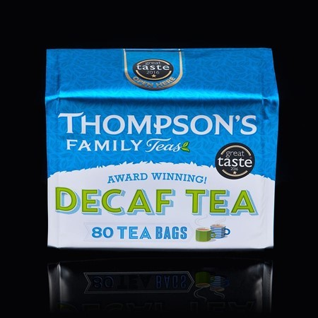 Thompson's Decaf Tea