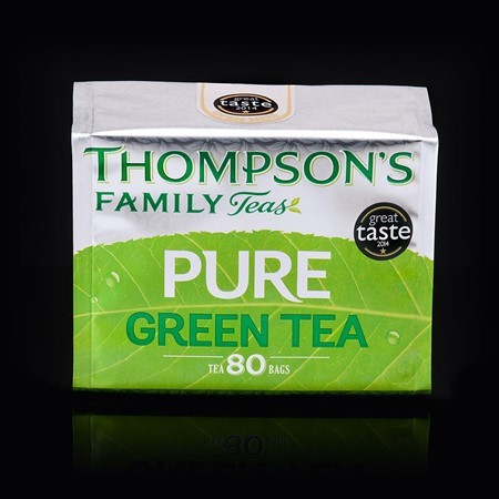 Thompson's Pure Green Tea