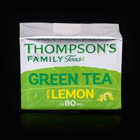 Thompson's Green Tea & Lemon