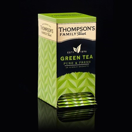 Thompson's Green Tea