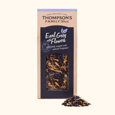 Thompson's Earl Grey with Flowers