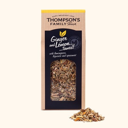 Thompson's Ginger and Lemon