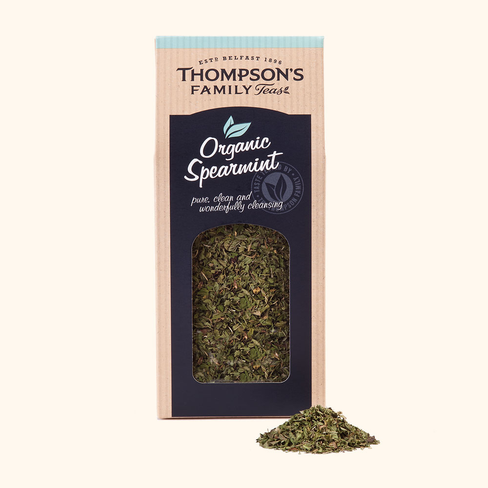 Thompson's Organic Spearmint