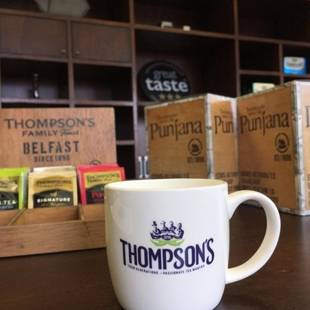 Thompson's China Cup