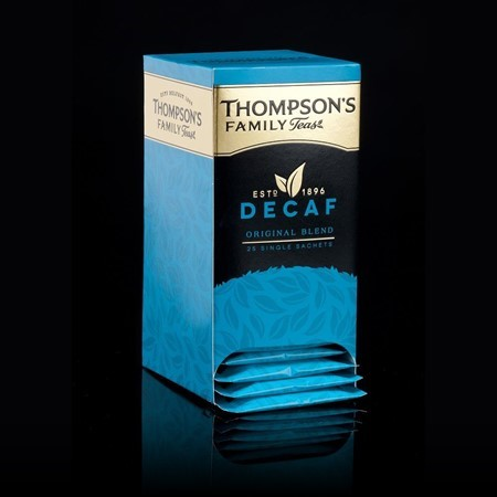 Thompson's Decaf 25s